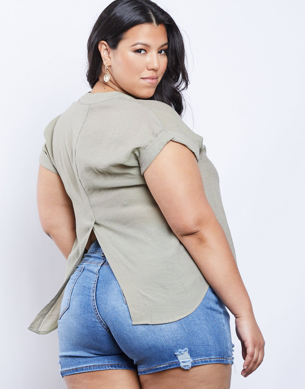 Plus Size All Things Casual Top