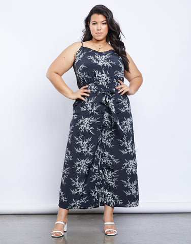Plus Size Helena Jumpsuit