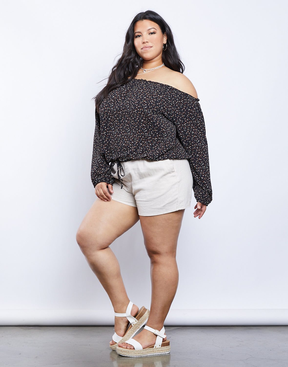 Plus Size Kendall Top
