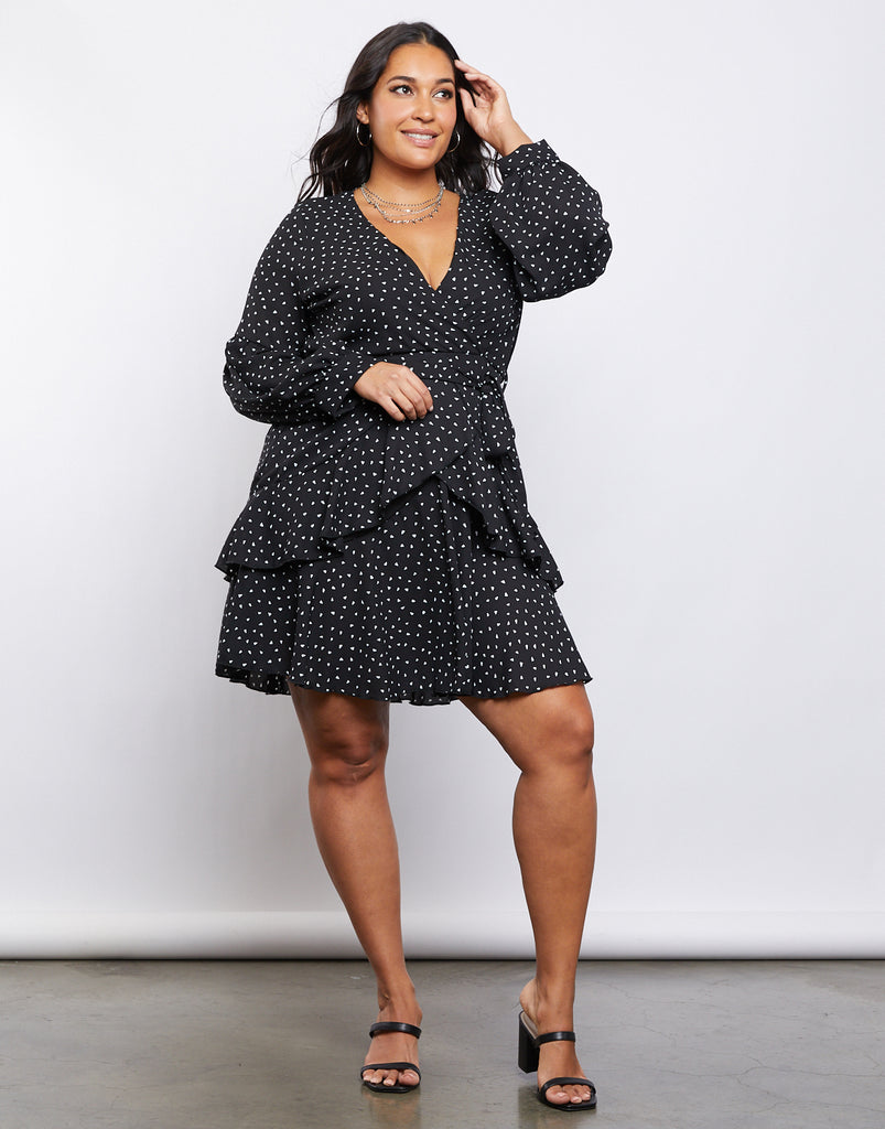 Curve Weekend in Paris Dress Plus Size Dresses -2020AVE