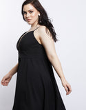 Plus Size All Nighter Dress