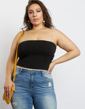 Plus Size Anna Tube Top