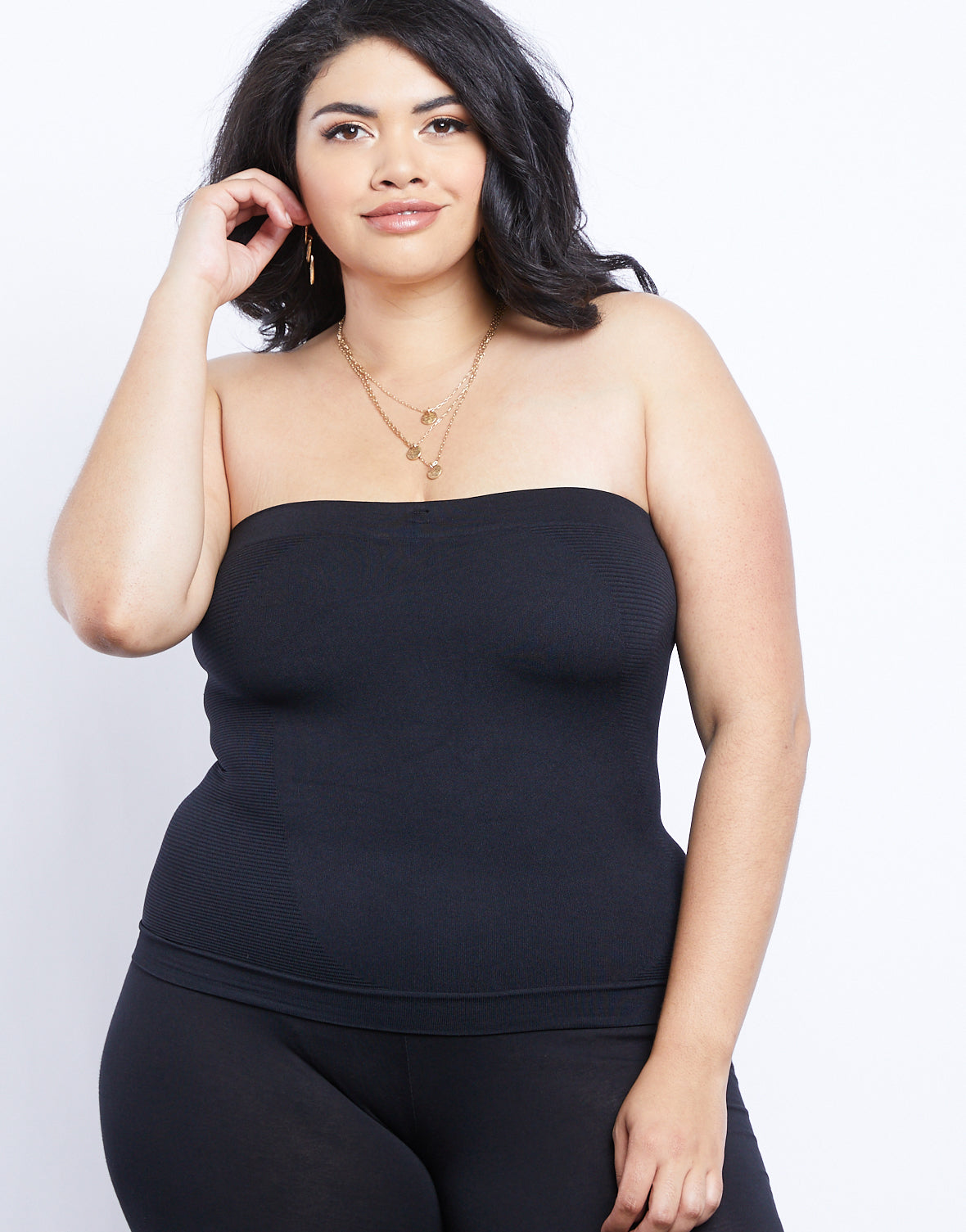 Plus Size Bold And Beautiful Shapewear
