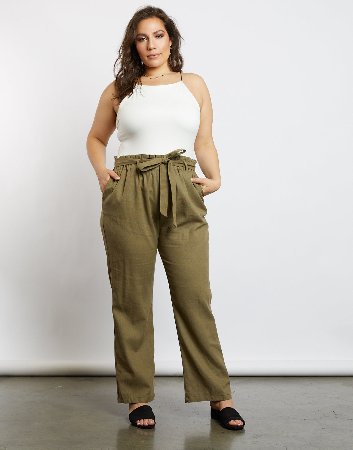 Plus Size Dress Pants For Work - raveitsafe