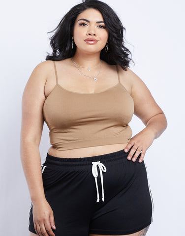 Plus Size Easy As That Undershirt