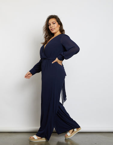 Plus Size Endless Summer Jumpsuit