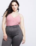 Plus Size Girl Next Door Tank