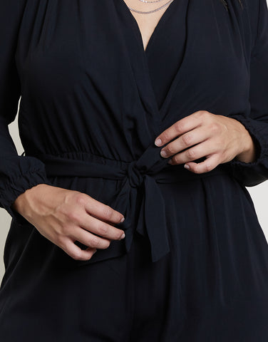 Plus Size In The Dark Jumpsuit