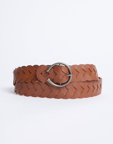 Plus Size Lina Braided Belt