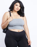 Plus Size Mia Tube Top