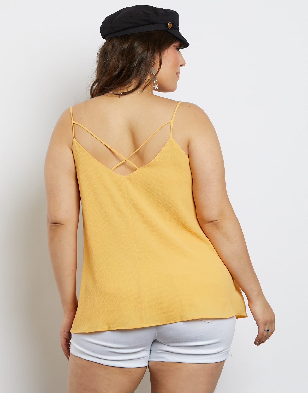 Plus Size On My Way Tank Top