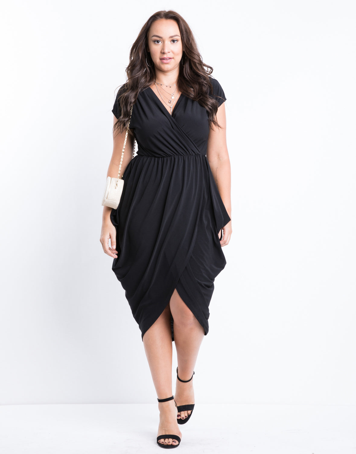 Plus Size Out On The Town Dress