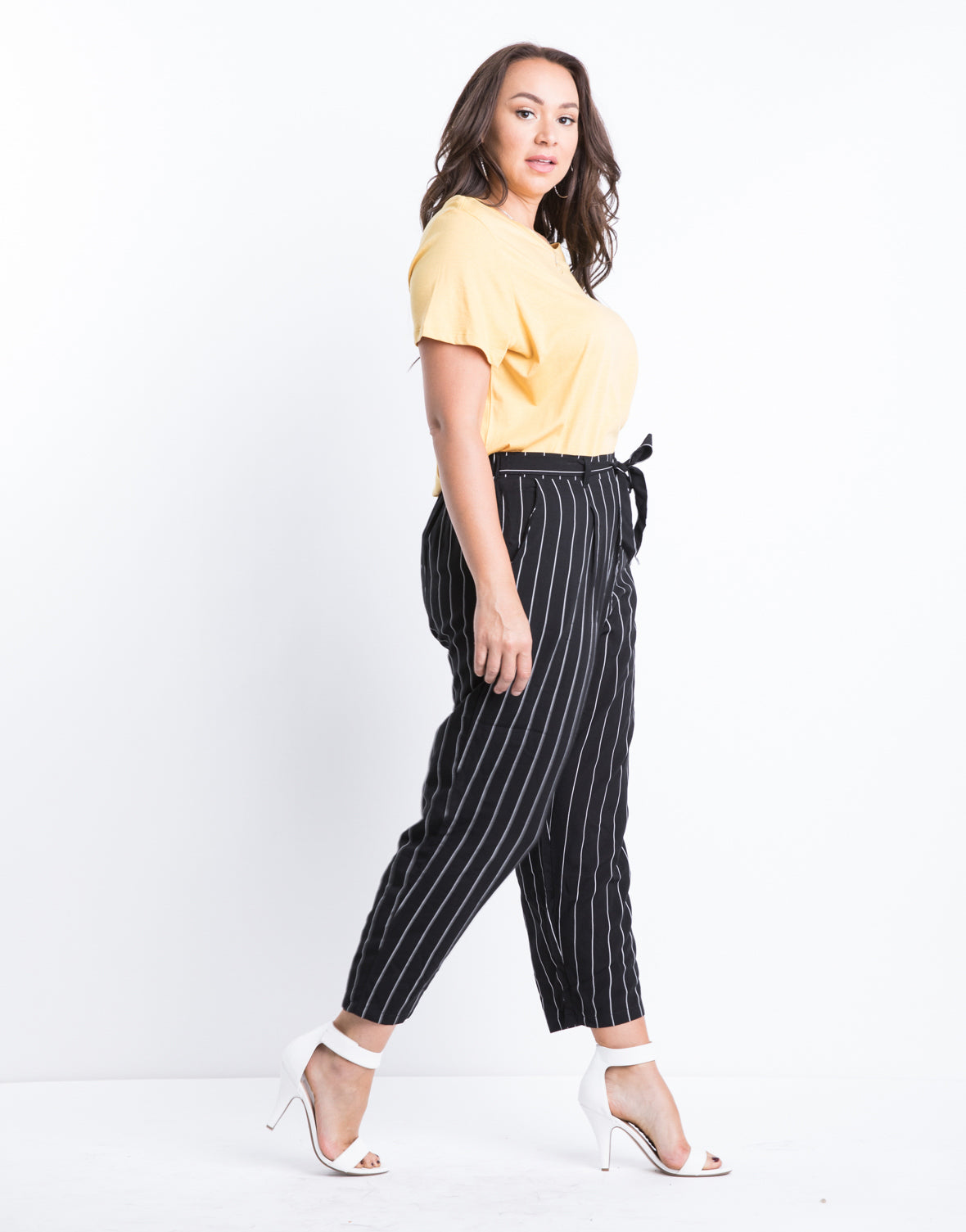 Plus Size Plain and Simple Tee