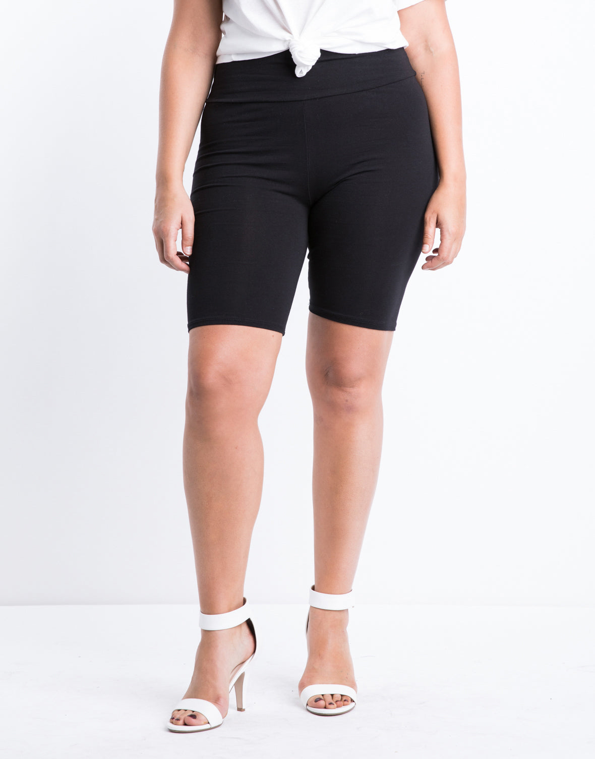 Plus Size Relax This Weekend Shorts