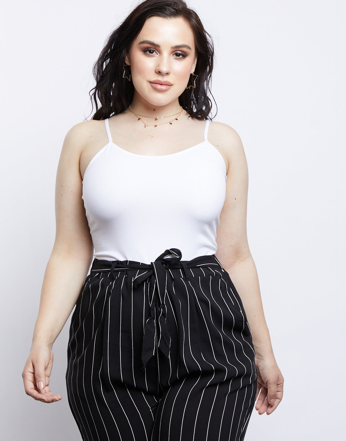 Plus Size Simply Simple Cami