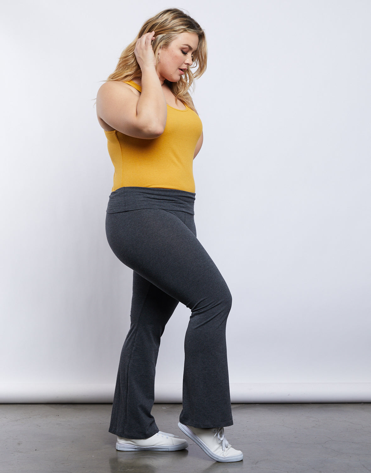 Plus Size Talia Yoga Pants