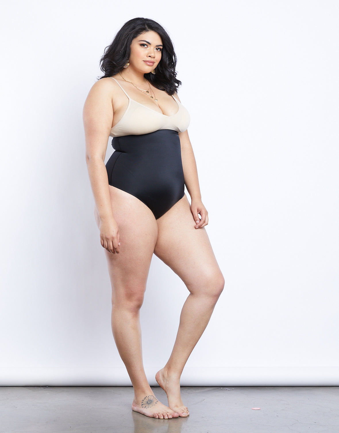 Plus Size Young And Beautiful Slimming Shapewear
