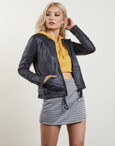 Quilted Rider Jacket