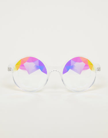 Rainbow Kaleidoscope Glasses
