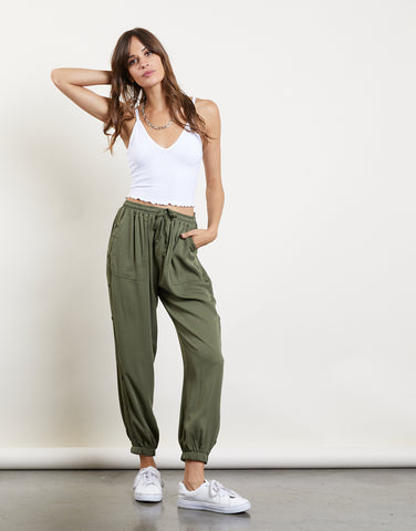 Right Direction Jogger Pants