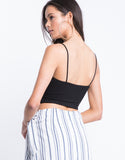Riley Simple Cropped Cami
