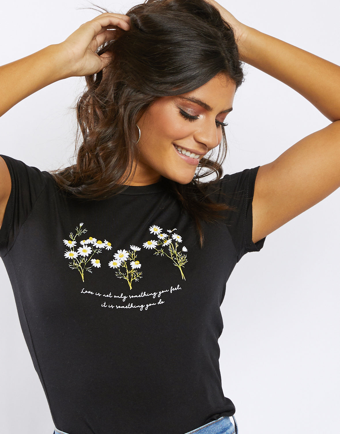 Ring Around the Daisies Graphic Tee