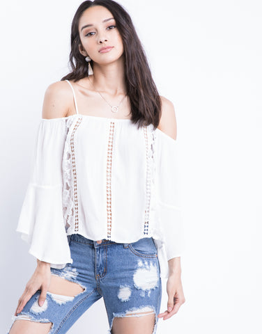 Savannah Boho Top