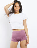 Shape Of You High Waisted Boyshorts