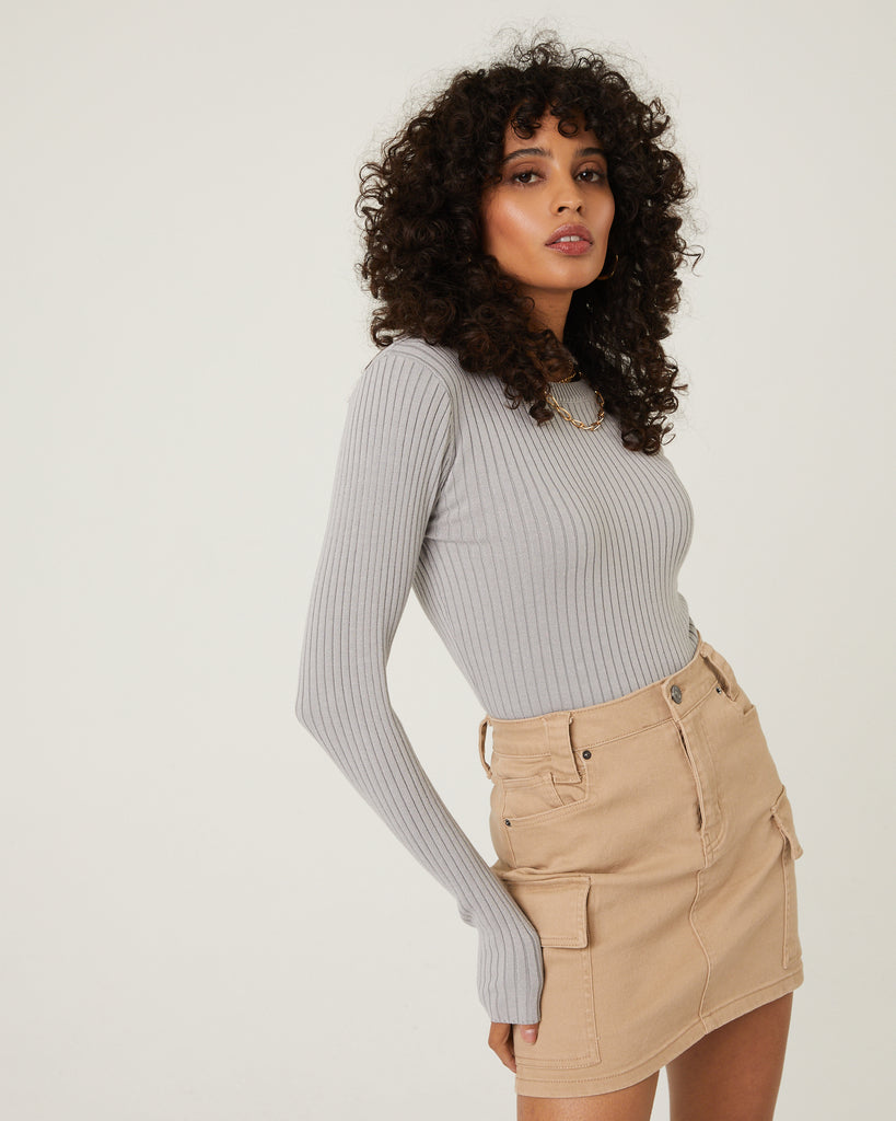 Sightseer Cargo Mini Skirt Bottoms -2020AVE