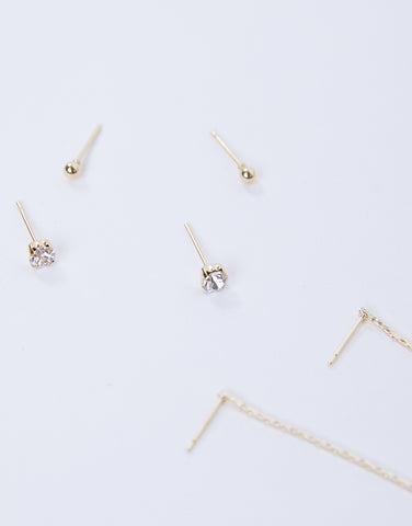 Sincerely Yours Earring Set
