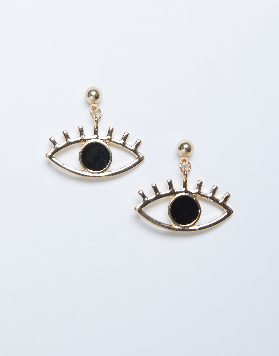 Sometimes Evil Eye Earrings