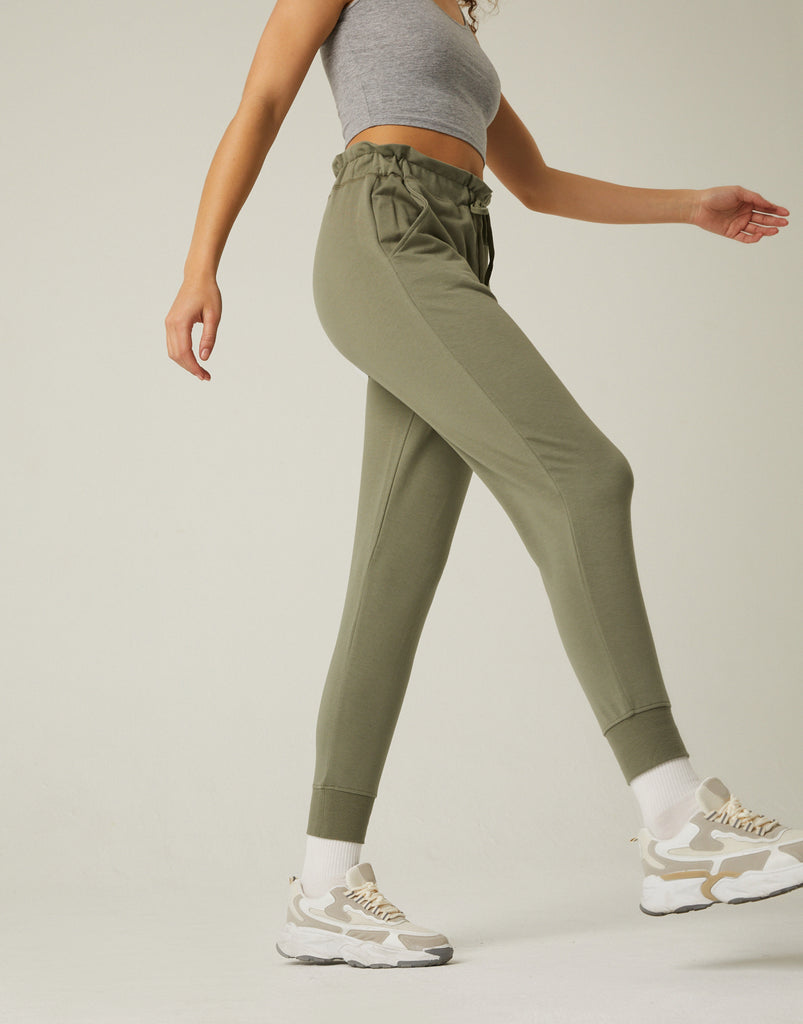 Stretchy Drawstring Joggers Bottoms -2020AVE