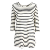Striped Knit Dress - 2020AVE