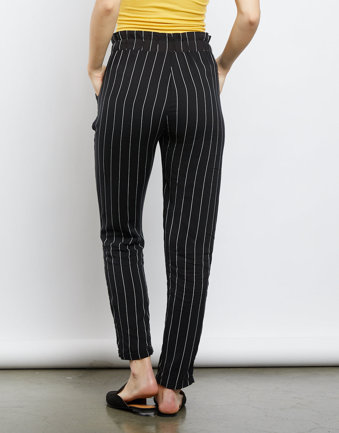 Summer Striped Pants