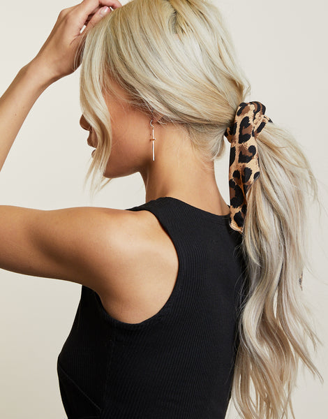 Take Me Away Leopard Scarf by 2020 Ave
