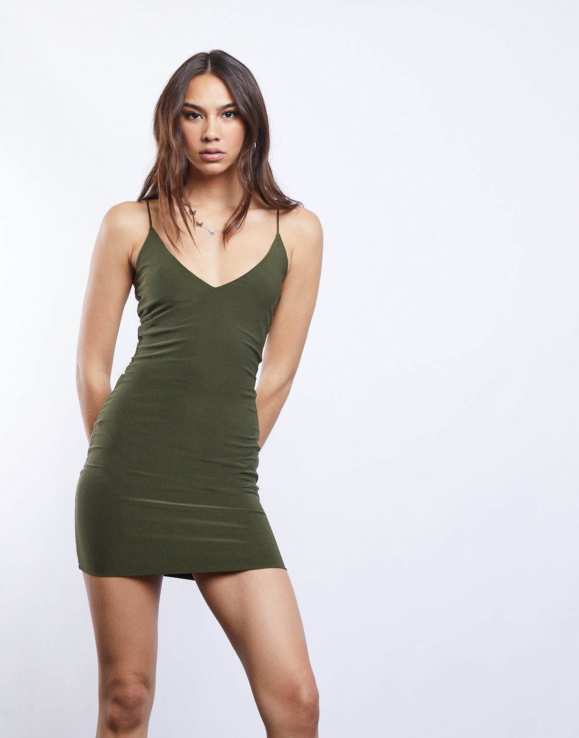 Talia Bodycon Mini Dress