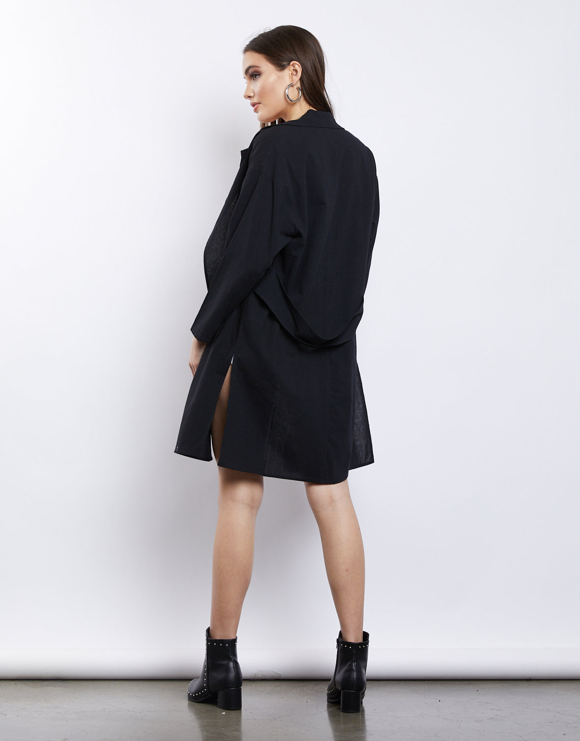 Go Getter Extra Long Jacket