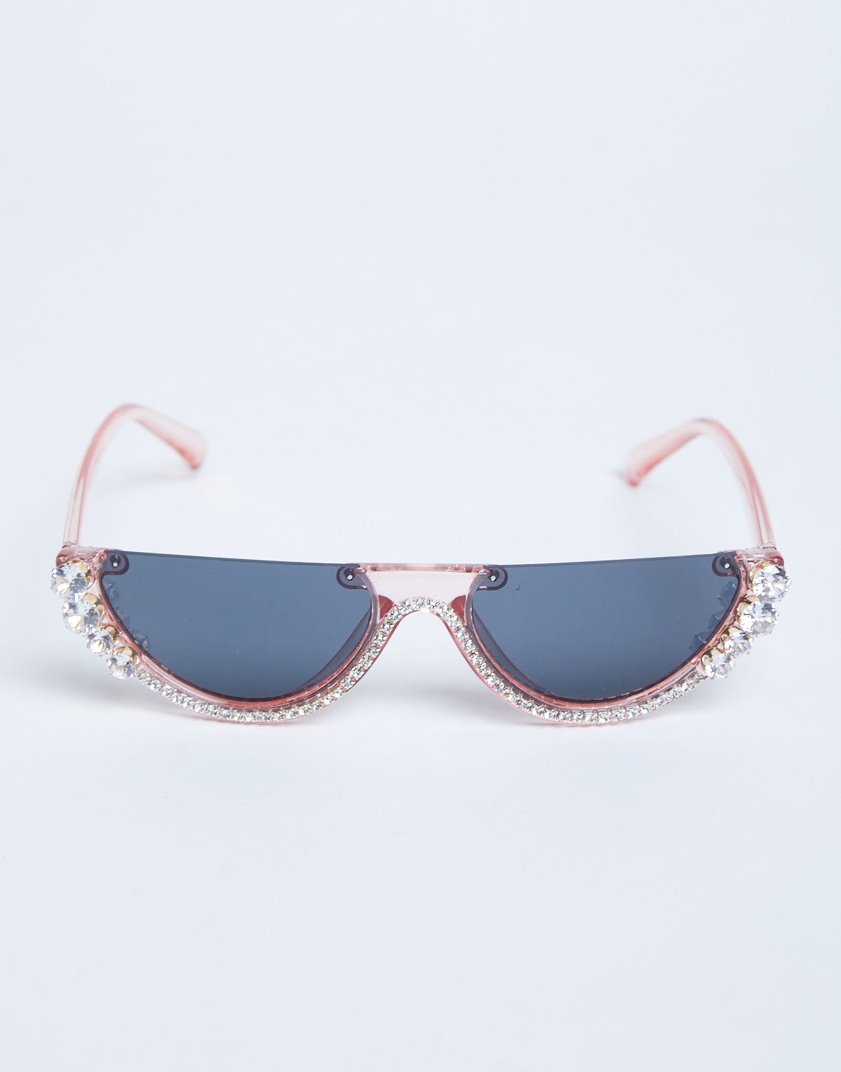 Throwing Shade Crystal Sunnies