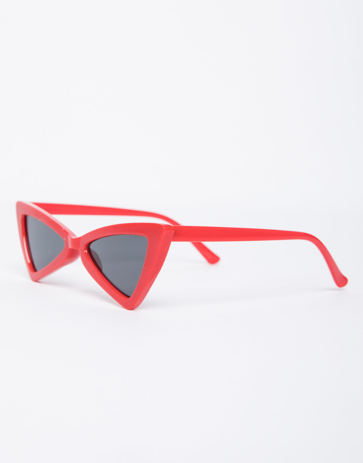 Triangular Cat Eye Sunnies