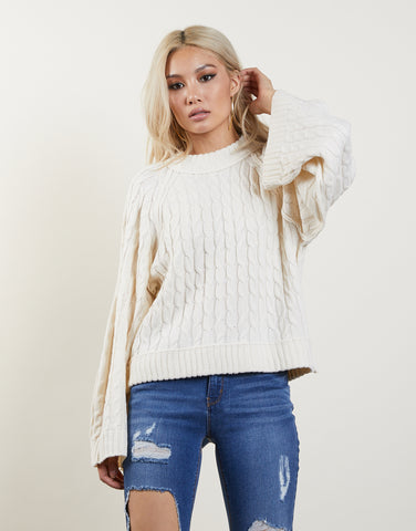 Weekend Knit Sweater