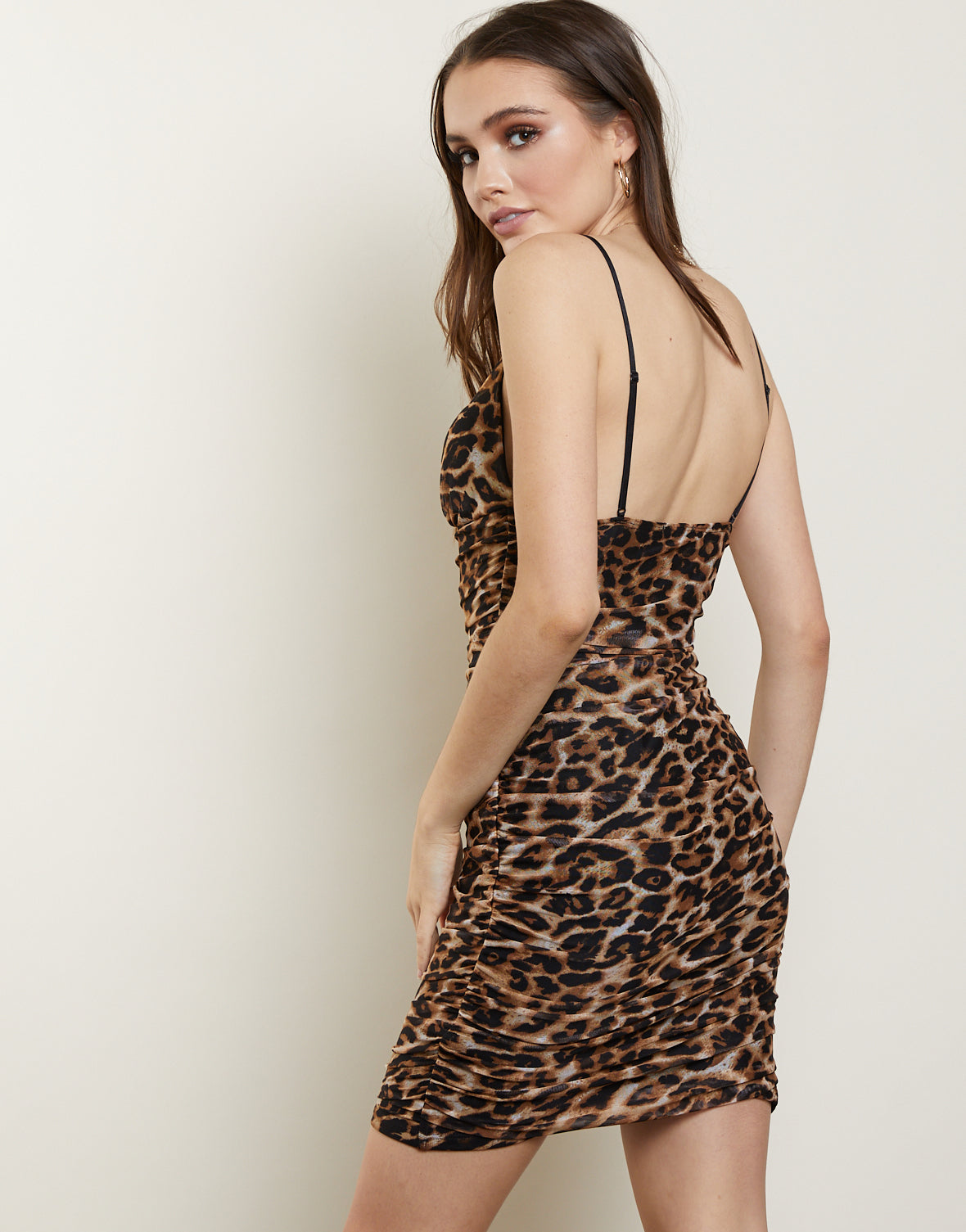 Wild At Heart Bodycon Dress