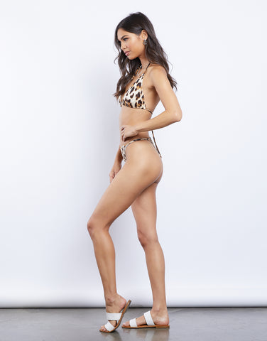 Wild Child Leopard Bikini