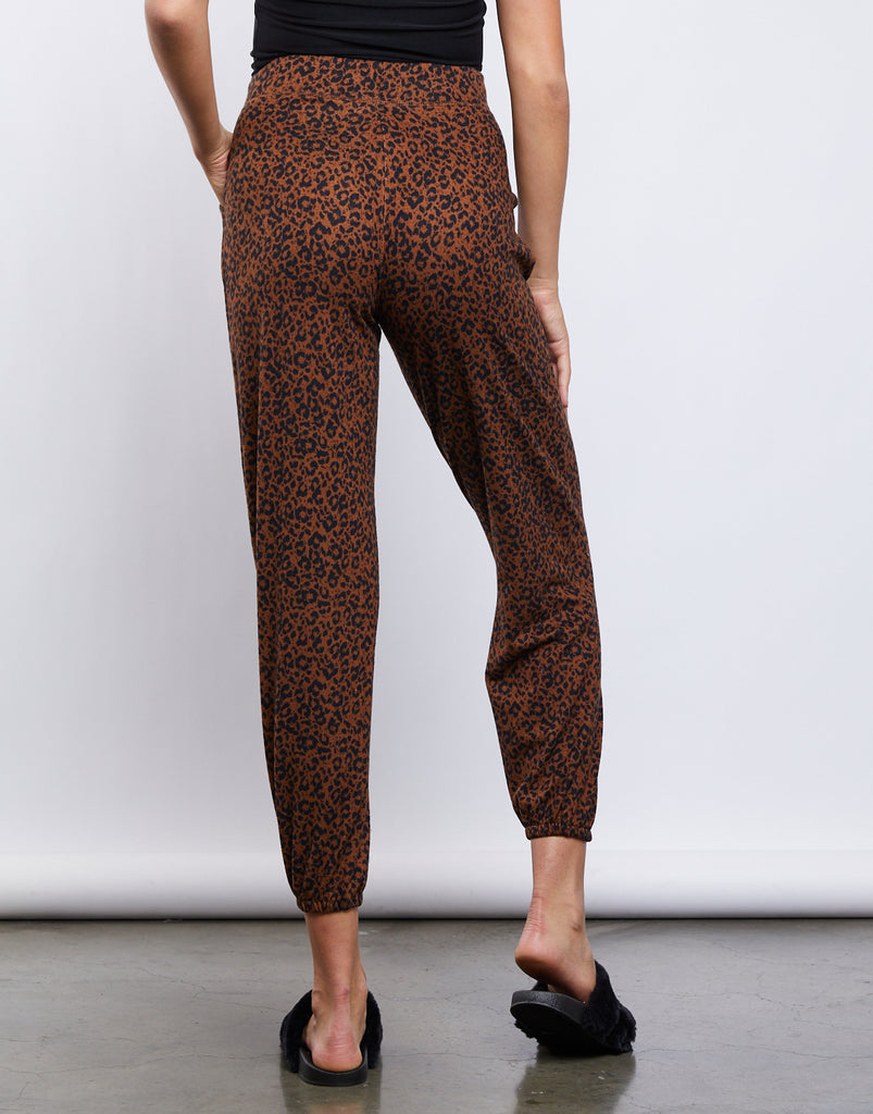 Wild and Free Drawstring Joggers Bottoms -2020AVE