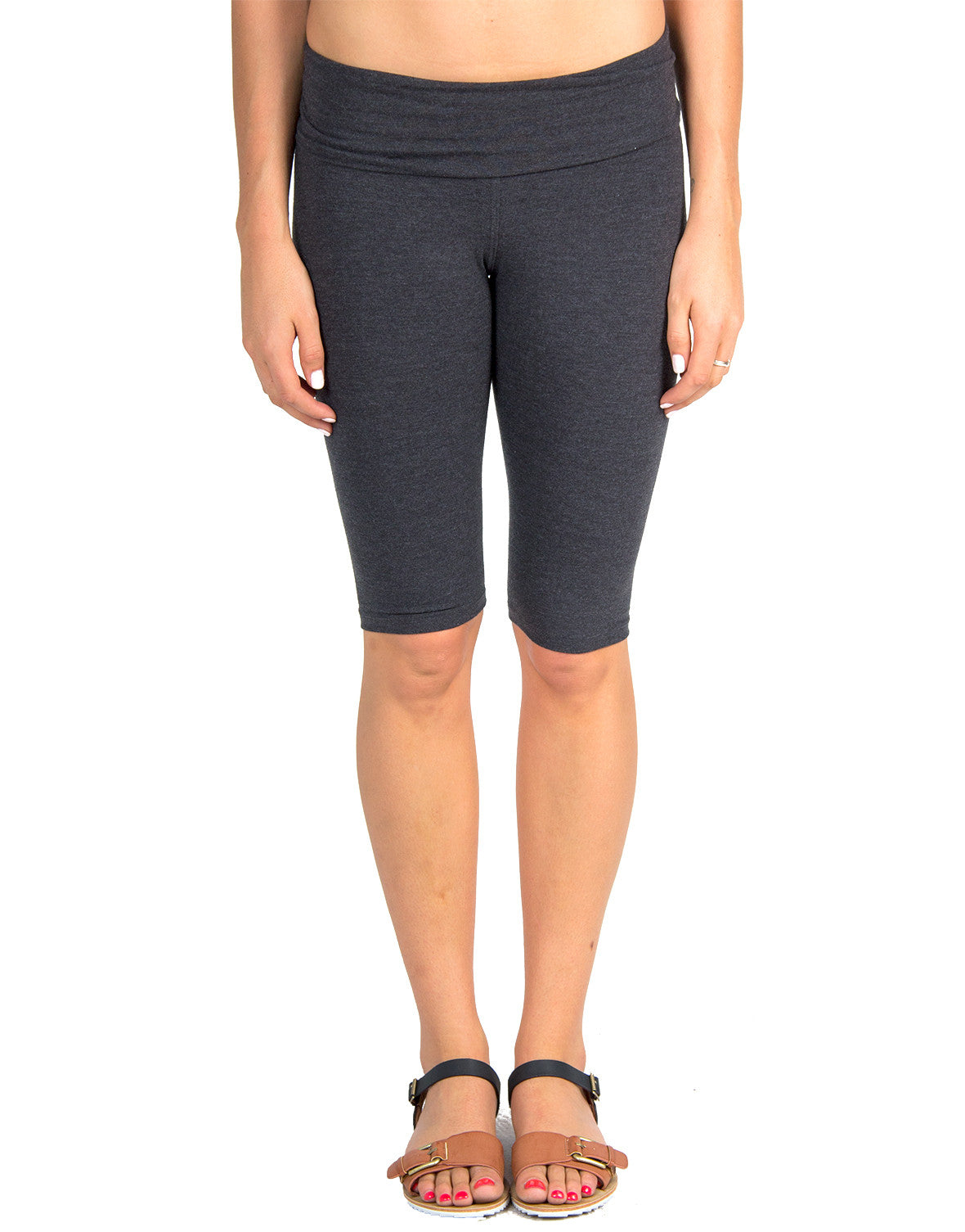 Above The Knee Yoga Pants