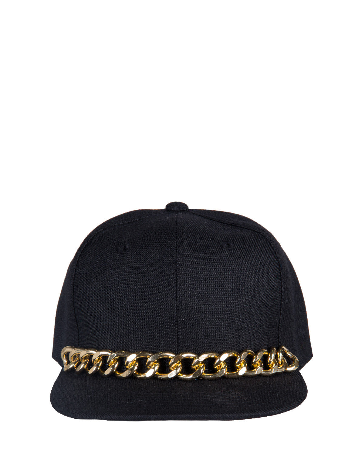 Golden Chained Snapback