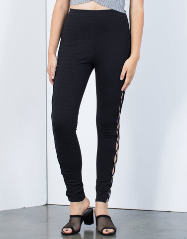 Alana Criss Cross Leggings