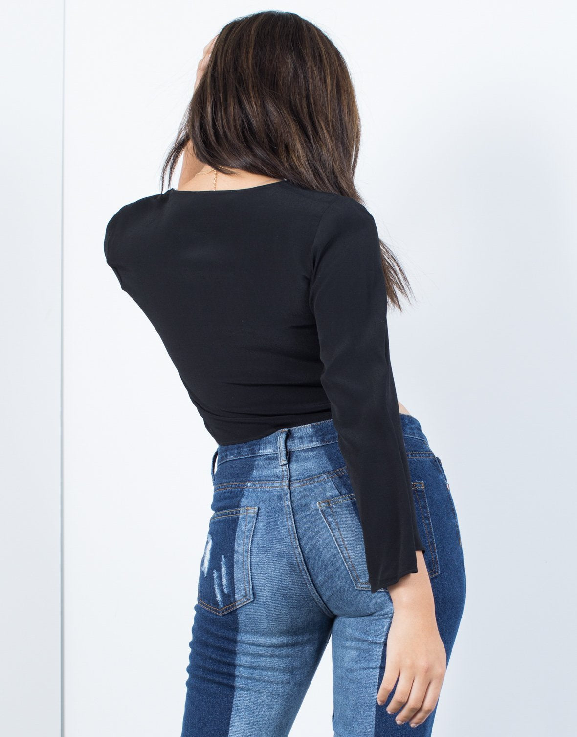 Alessia Bell Sleeve Top