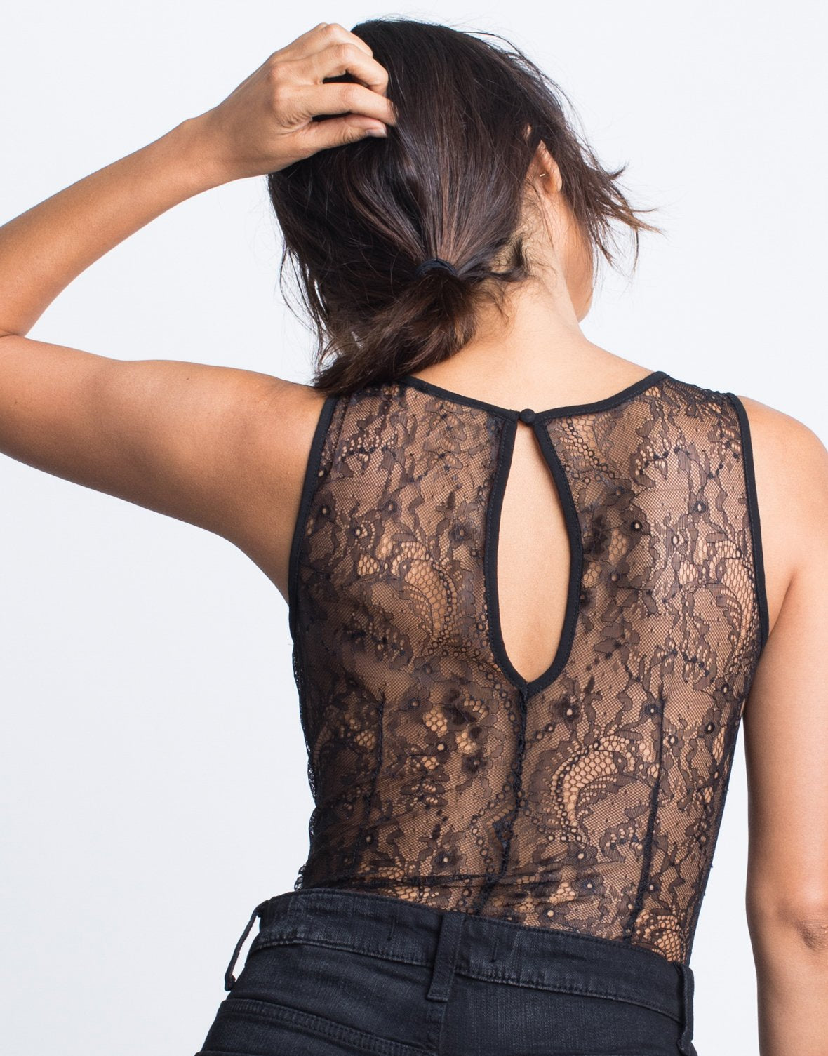 All Night Long Bodysuit