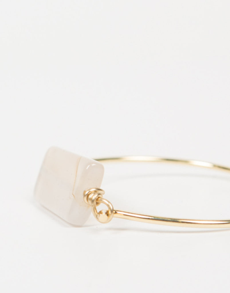 All Clear Golden Bracelet
