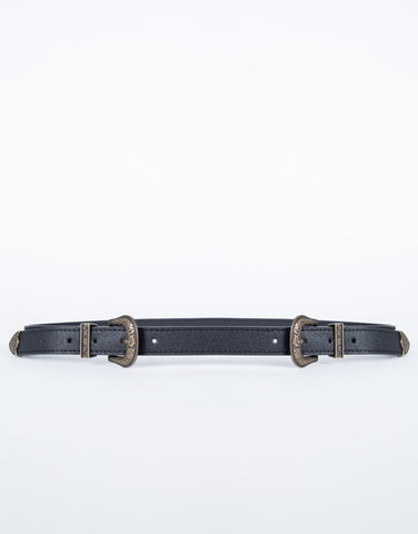 Antique Vibes Leather Belt